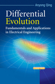Differential Evolution: Fundamentals and Applications in Electrical Engineering (0470823925) cover image