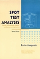 Spot Test Analysis: Clinical, Environmental, Forensic, and Geochemical Applications, 2nd Edition (0471124125) cover image