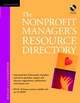 The Nonprofit Manager's Resource Directory, 2nd Edition (0471273325) cover image