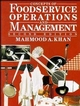 Concepts of Foodservice Operations and Management, 2nd Edition (0471284025) cover image