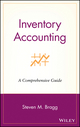 Inventory Accounting: A Comprehensive Guide (0471356425) cover image