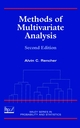 Methods of Multivariate Analysis, 2nd Edition (0471461725) cover image