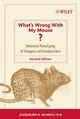 What's Wrong With My Mouse?: Behavioral Phenotyping of Transgenic and Knockout Mice, 2nd Edition (0471471925) cover image
