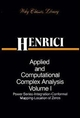 Applied and Computational Complex Analysis, 3 Volume Set (0471598925) cover image