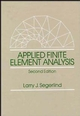 Applied Finite Element Analysis, 2nd Edition (0471806625) cover image