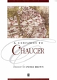 A Companion to Chaucer (0631213325) cover image