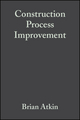 Construction Process Improvement (0632064625) cover image