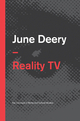 Reality TV (0745652425) cover image