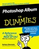 Photoshop Album For Dummies (0764542125) cover image