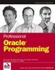Professional Oracle Programming (0764574825) cover image