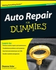 Auto Repair For Dummies, 2nd Edition (1118054725) cover image