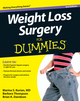 Weight Loss Surgery For Dummies, 2nd Edition (1118356225) cover image