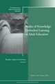 Bodies of Knowledge: Embodied Learning in Adult Education: New Directions for Adult and Continuing Education, Number 134 (1118358325) cover image