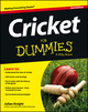 Cricket For Dummies, 2nd Edition (1118480325) cover image