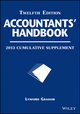 Accountants' Handbook, 2013 Cumulative Supplement, 12th Edition (1118752325) cover image