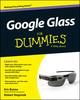 Google Glass For Dummies (1118825225) cover image
