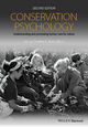 Conservation Psychology: Understanding and Promoting Human Care for Nature, 2nd Edition (1118874625) cover image