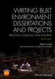 Writing Built Environment Dissertations and Projects: Practical Guidance and Examples, 2nd Edition (1118921925) cover image