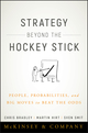 Strategy Beyond the Hockey Stick: People, Probabilities and Big Moves to Beat the Odds (1119487625) cover image