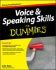 Voice and Speaking Skills For Dummies (1119943825) cover image