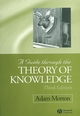 A Guide through the Theory of Knowledge (1405100125) cover image