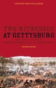 Two Witnesses at Gettysburg: The Personal Accounts of Whitelaw Reid and A. J. L. Fremantle, 2nd Edition (1405181125) cover image