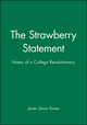 The Strawberry Statement: Notes of a College Revolutionary (1881089525) cover image