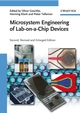 Microsystem Engineering of Lab-on-a-Chip Devices (3527319425) cover image