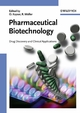 Pharmaceutical Biotechnology: Drug Discovery and Clinical Applications (3527605525) cover image