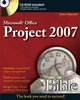 Microsoft Project 2007 Bible (0470009926) cover image