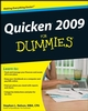 Quicken 2009 For Dummies (0470285826) cover image