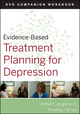 Evidence-Based Treatment Planning for Depression Workbook (0470548126) cover image