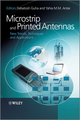 Microstrip and Printed Antennas: New Trends, Techniques and Applications (0470681926) cover image