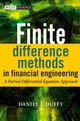 Finite Difference Methods in Financial Engineering: A Partial Differential Equation Approach (0470858826) cover image