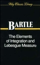 The Elements of Integration and Lebesgue Measure (0471042226) cover image