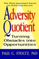 Adversity Quotient: Turning Obstacles into Opportunities (0471178926) cover image