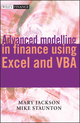 Advanced Modelling in Finance using Excel and VBA (0471499226) cover image