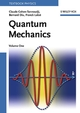 Quantum Mechanics, 2 Volume Set (0471569526) cover image