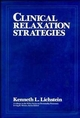Clinical Relaxation Strategies (0471815926) cover image