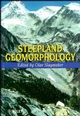 Steepland Geomorphology (0471957526) cover image