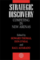 Strategic Discovery: Competing in New Arenas (0471976326) cover image