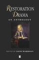 Restoration Drama: An Anthology (0631209026) cover image