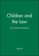 Children and the Law: The Essential Readings (0631226826) cover image