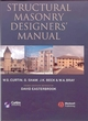 Structural Masonry Designers' Manual, 3rd Edition (0632056126) cover image