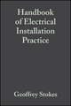 Handbook of Electrical Installation Practice, 4th Edition (0632060026) cover image