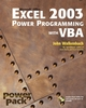Excel 2003 Power Programming with VBA (0764540726) cover image