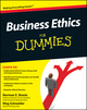 Business Ethics For Dummies (1118020626) cover image