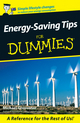 Energy-Saving Tips For Dummies (1118348826) cover image