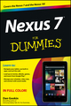 Nexus 7 For Dummies (Google Tablet) (1118508726) cover image