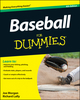 Baseball For Dummies, 4th Edition (1118510526) cover image